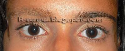 descolorir as sobrancelhas temporariamente loira