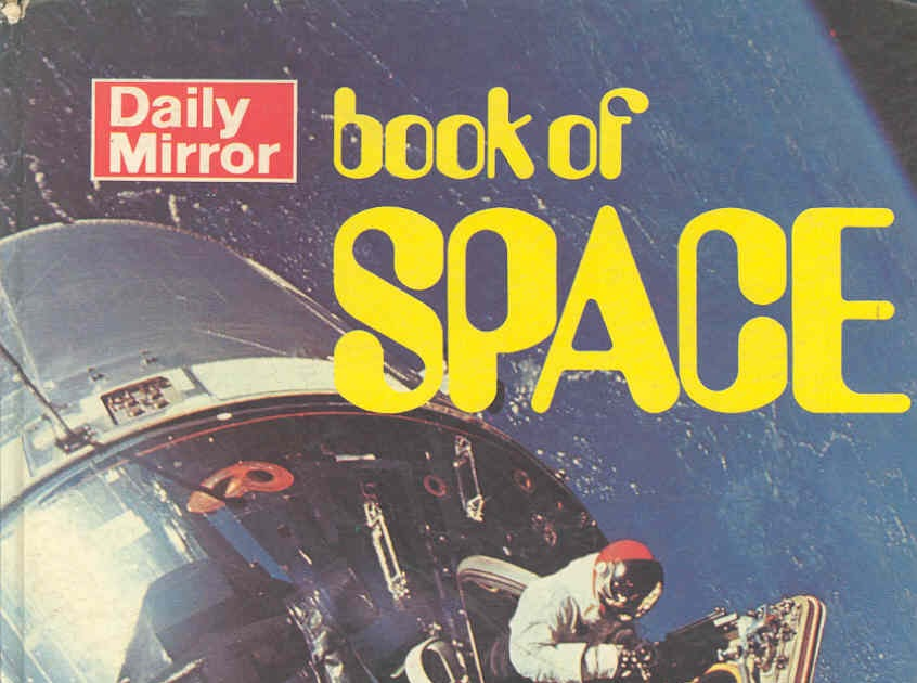Dreams of space books and ephemera daily mirror book of for Mirror books