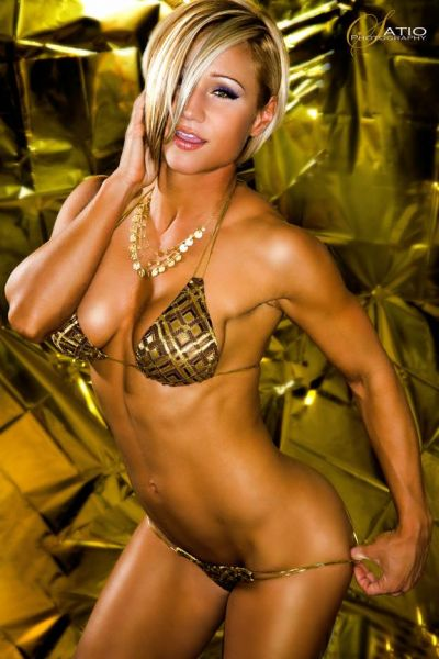 Jamie Eason, probably the sexiest