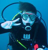 Det roligaste jag vet - Dykning!