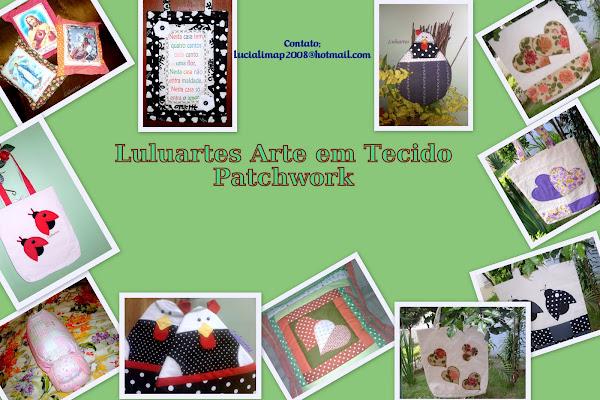 Luluartes Artesanatos Patchwork