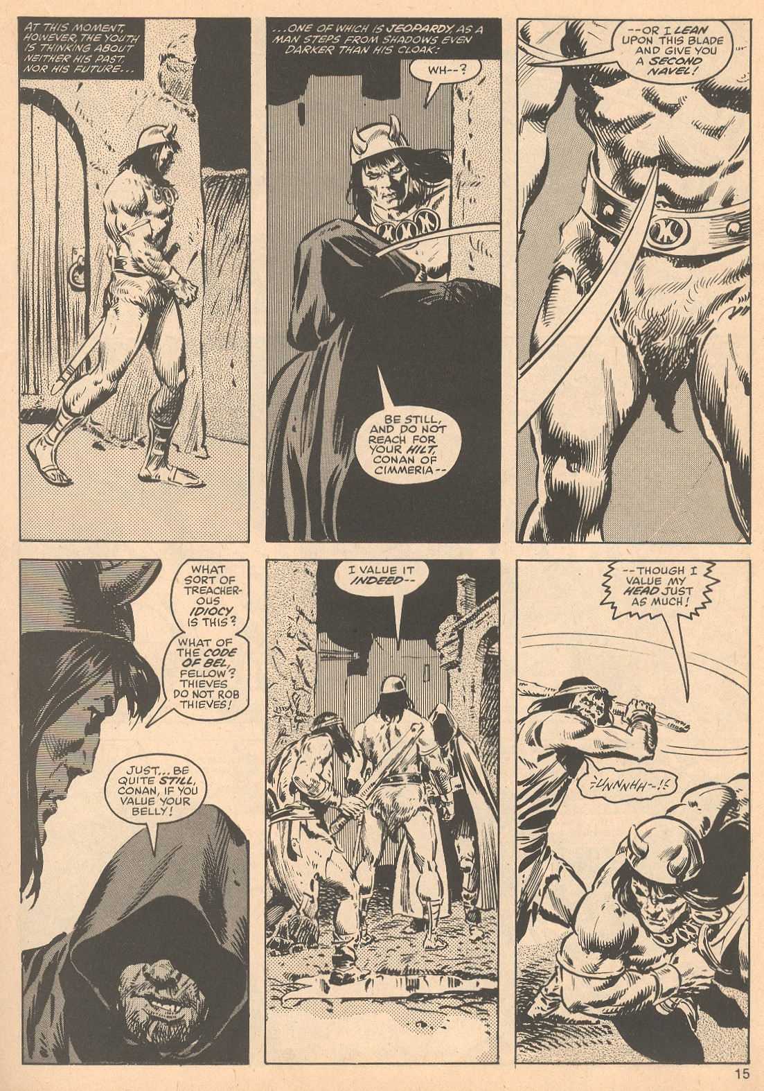 The Savage Sword Of Conan Issue #56 #57 - English 15
