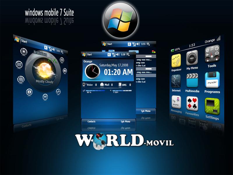 Descargar Gratis Temas Windows 7 para Celulares