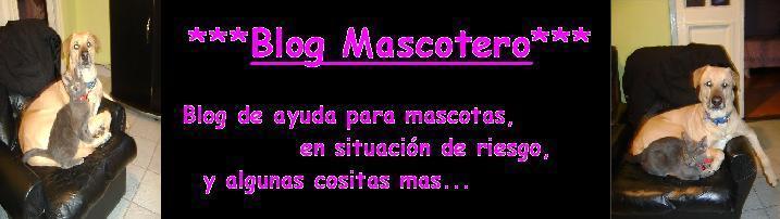 ***BLOG MASCOTERO***