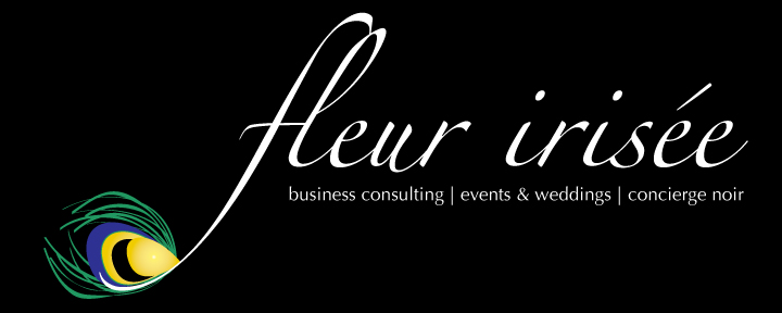 Industry Perspective (Strategic Business Consulting, Special Events & Weddings, Concierge Noir)