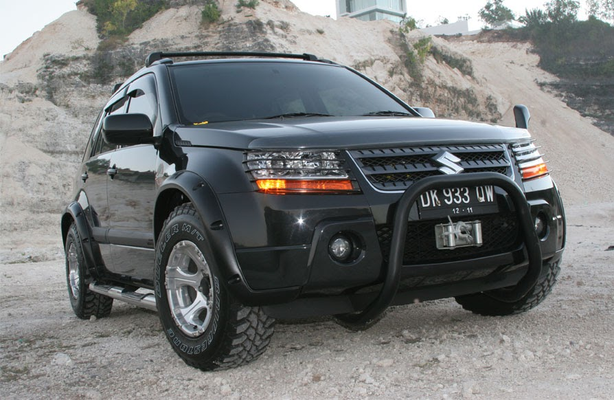 putu modifikasi suzuki grand vitara
