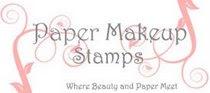 Paper Makeup Stamps