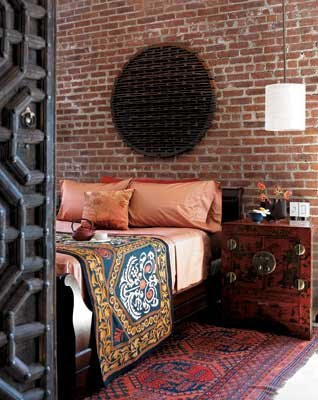 interior brick wall