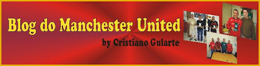Manchester United by Cristiano Gularte
