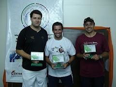 Campeões do 2º Torneio Interno de Equipes de Futebol de Mesa - Modalidade lisos - 2010 - AFM Caxias