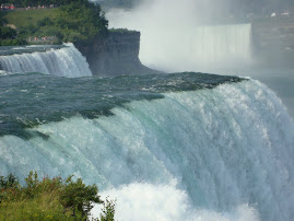 NIAGARA, CANADA.
