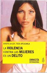 En Caso de Violencia Contra la Mujer