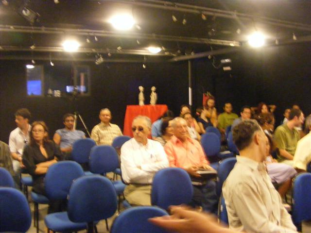 Auditório da I  SAV