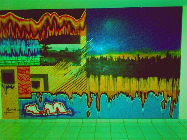 Memória virtual: Mural de J. Marcelino