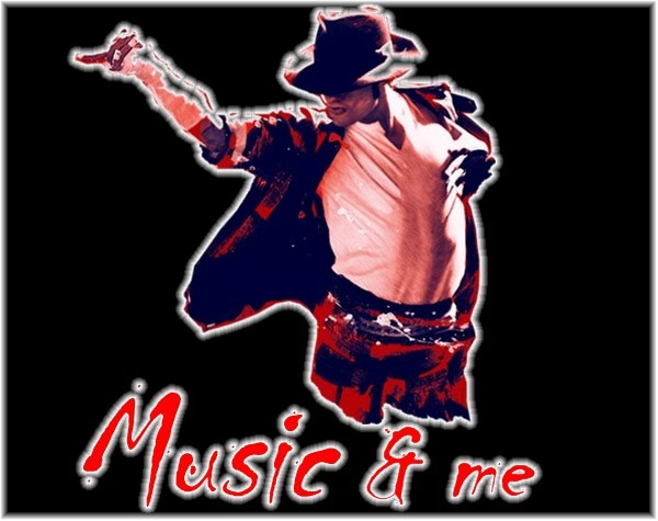 Michael Jackson-Music and me