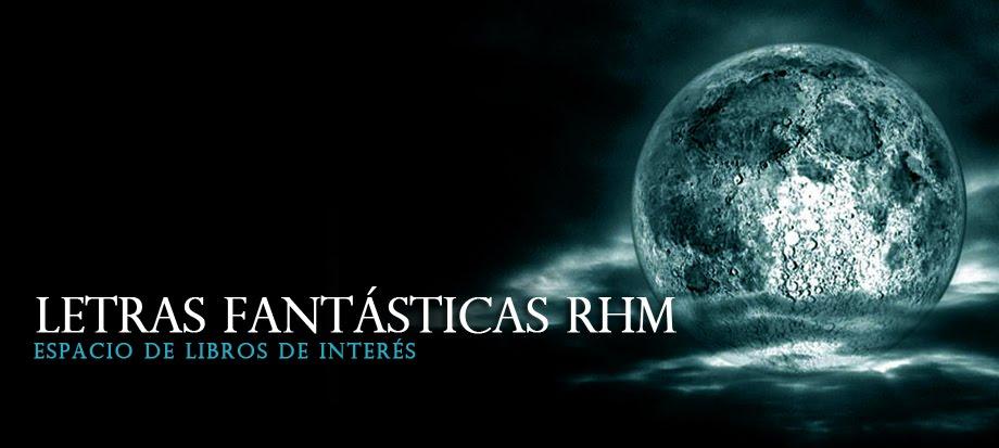 Letras Fantásticas RHM