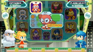 Mega Man: Powered Up screenshot