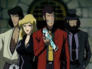 Lupin III characters