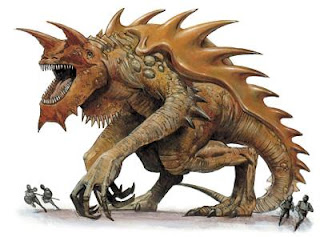 The Tarrasque