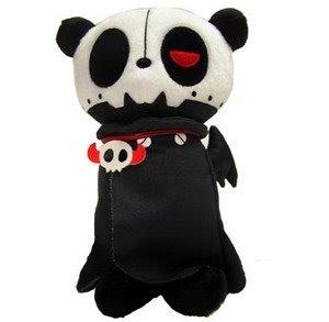 Skull Panda plush toy