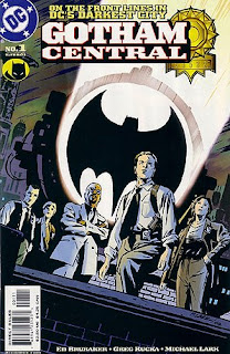 Gotham Central cover