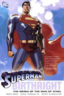 Superman: Birthright cover