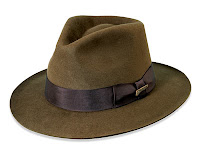 Indiana Jones' fedora hat