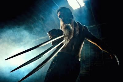 Wolverine pops his claws
