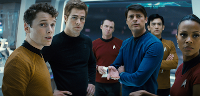 New Star Trek movie cast