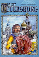 Saint Petersburg box art