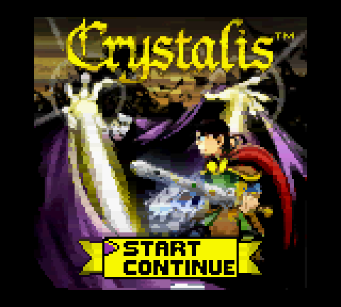 Exfanding Your Horizons Exfanding Review Crystalis Gbc