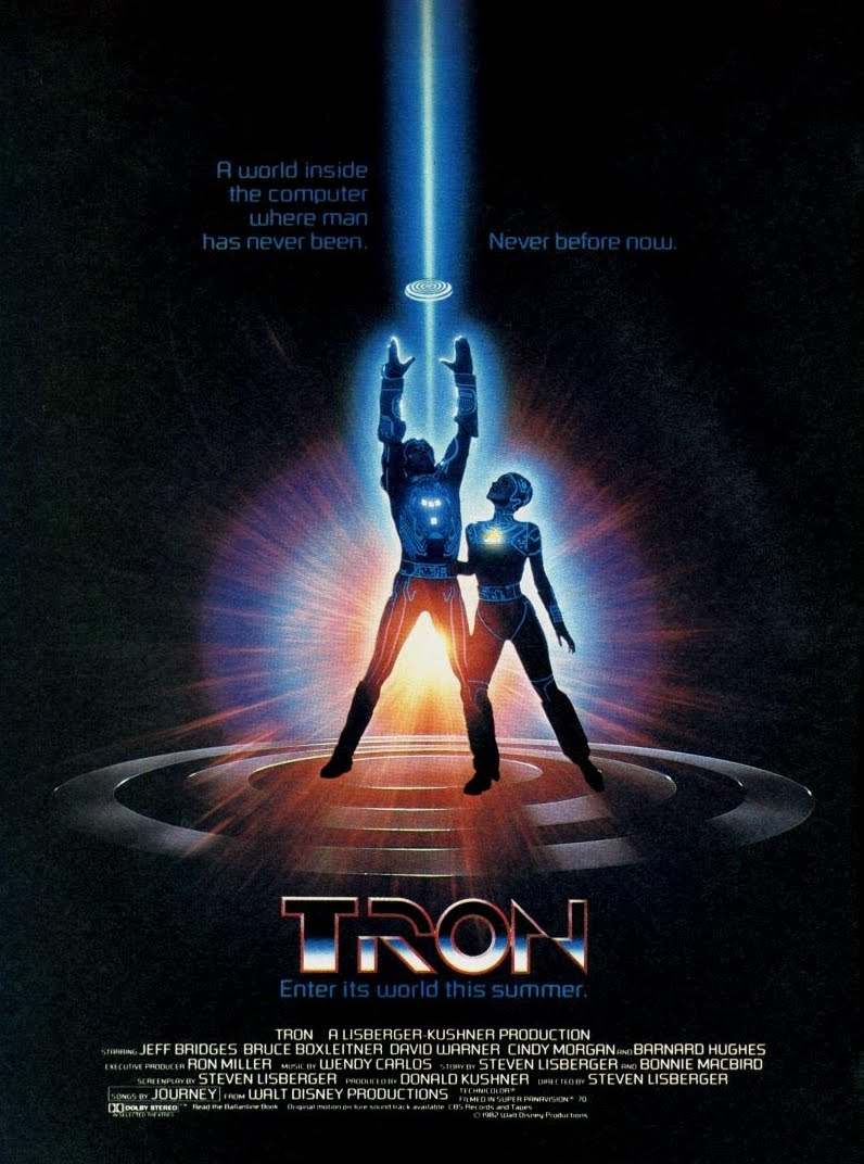 exfanding your horizons: tron vs. tron: legacy