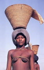 Mulher Herero