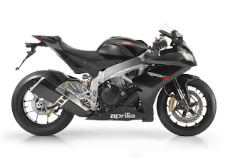 New 2010 Aprilia RSV4R-1