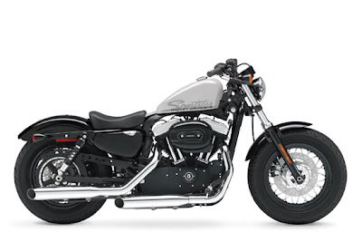 New Harley-Davidson Sportster Forty-Eight-1 2010