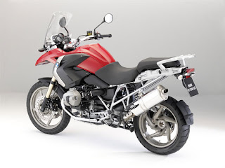 New 2010 BMW R1200GS Enduro Version