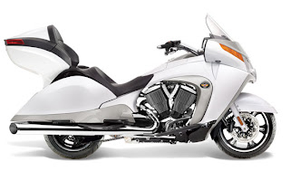 New 2011 Victory Motorcycle