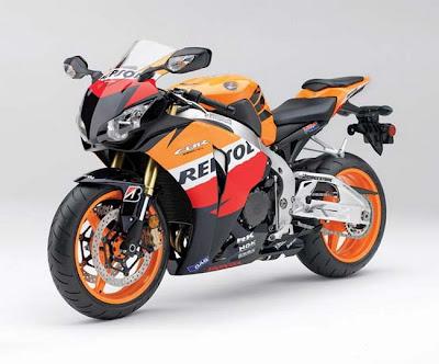 2011 Honda CBR1000RR-Repsol