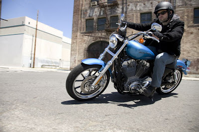 2011 Harley-Davidson XL 883L