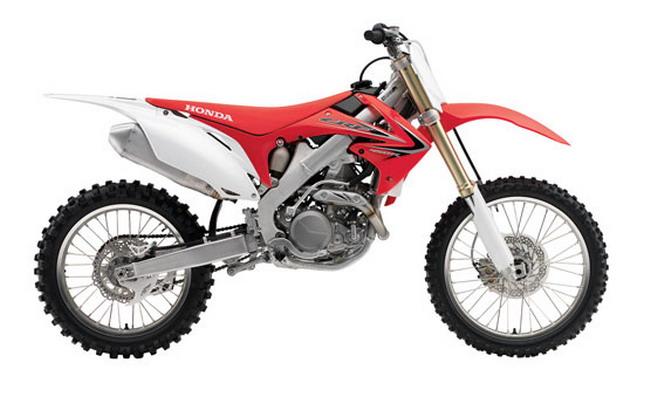 2011 Honda CRF450R motocross