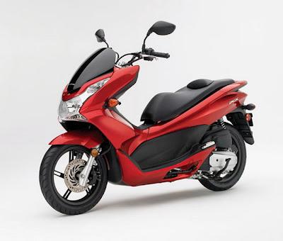 2011 Honda PCX125