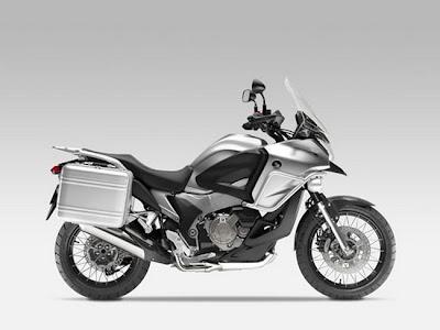 2011 Honda V4 Crosstourer Concept