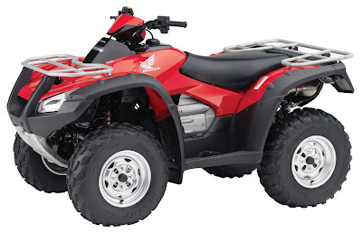 2011-Honda-FourTraxRinconTRX680FA-Red