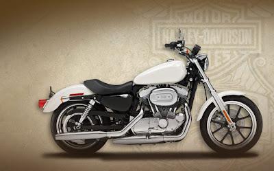 2011 Harley-Davidson XL883L Sportster Police-Edition