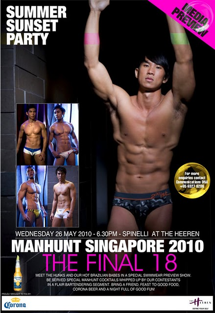 Manhunt men for men