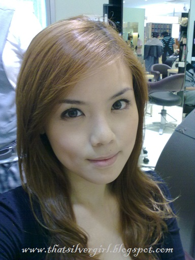 asian girls with light brown hair. I loved my previous hair