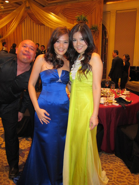 I Didnt Camwhore During The Wedding Dinner Must Be Nerves Trying To Do Well For Ros Big Night Lol