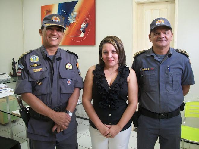 Visita de Cortesia ao MP de Pinheiro-22Jul10