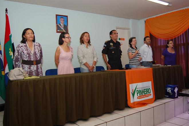 Seminário de Direitos Humanos em Pinheiro