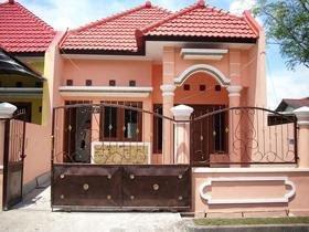 gambar pagar rumah on Rumah di Kota Malang: Maret 2009